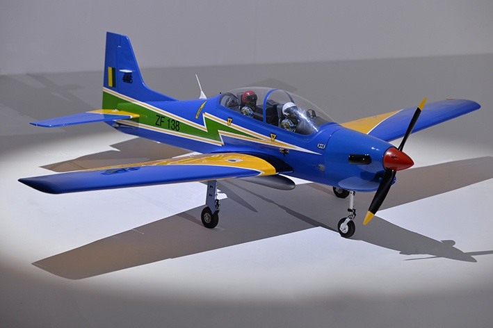 TUCANO 60 MK2, Spw. 1730mm, D-Power # PH158 - Bild 1