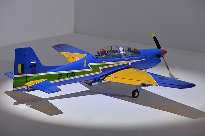 TUCANO 60 MK2, Spw. 1730mm, D-Power # PH158 - Bild 3
