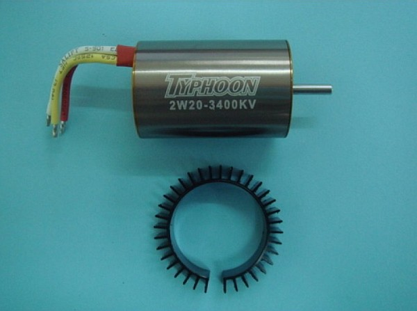 HET 2W20 Brushless Motor für Mini Fan pro / HW 505 - Image 1