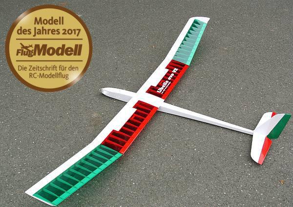 Libelle Evo V2 glider, CNC-kit