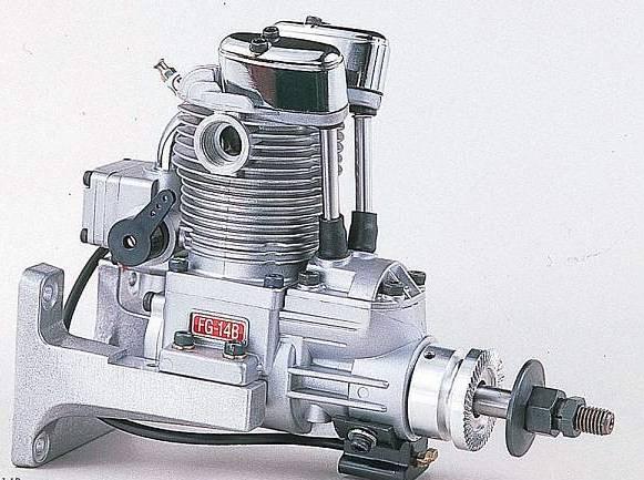 4 Takt motor benzin