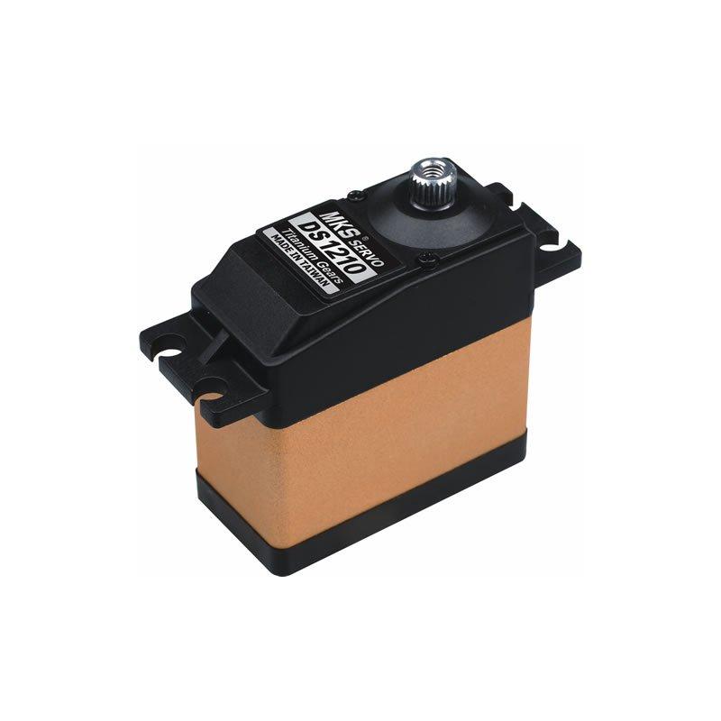 Servo MKS DS 1210, Digital-Standard-Servo, MG, 2 KL, # S0016001